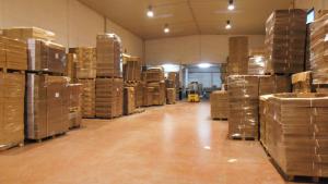 Fabrica de cajas de cartón