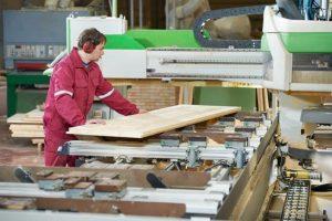 maquinaria madera