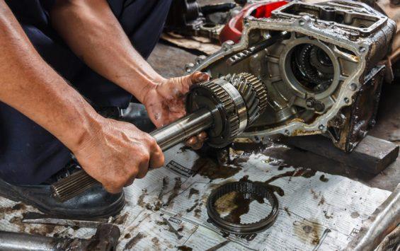 Cuándo se debe hacer la reparación motores