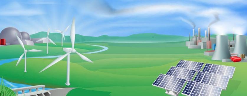 La energía renovable es sumamente gentil con el planeta