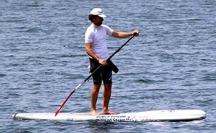 Conoce y practica con la mejor tabla paddle surf hinchable