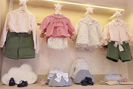 Marca de moda infantil – El diseño y las tendencias